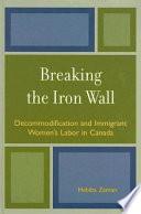 Breaking the Iron Wall