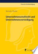 Berndt/Theile, Unternehmensstrafrecht und -verteidigung