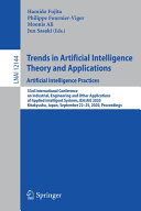 Trends In Artificial Intelligence Theory And Applications Artificial Intelligence Practices