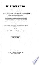 Dizionario pittoresco di ogni mitologia d  antichita d  iconologia e delle favole del medio evo