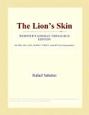 download ebook the lion's skin (webster's german thesaurus edition) pdf epub