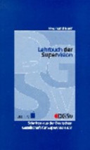 Lehrbuch der Supervision