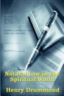 download ebook natural law in the spiritual world pdf epub