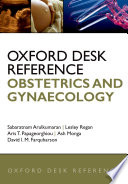 Oxford Desk Reference Obstetrics And Gynaecology
