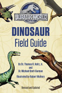 Jurassic World Dinosaur Field Guide  Jurassic World
