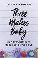 Three Makes Baby Book PDF
