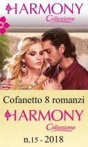 Cofanetto 8 romanzi Harmony Collezione   15