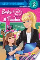 I Can Be a Teacher  Barbie