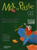 Francais  CE2 cycle 3  Livre de l   l  ve  Per la Scuola elementare