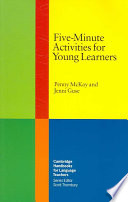 Five Minute Activities for Young Learners