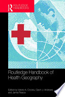 Routledge Handbook of Health Geography