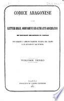 Codice argonese  1 ottobre 1940 al 23 agosto 1493