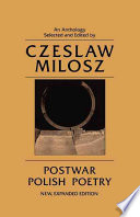 Post war Polish poetry