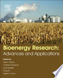Bioenergy Research  Advances and Applications