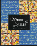 Words   Quilts Book PDF
