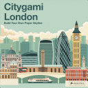 Citygami London Book That Lets You Build