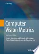 Computer Vision Metrics