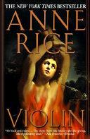 Violin-book cover