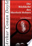 Die R  ckkehr des Sherlock Holmes