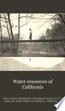 Water Resources of California