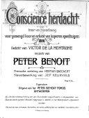 Conscience herdacht