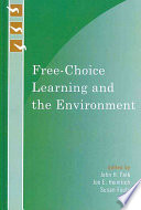 Free choice Learning and the Environment