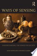 Ways of Sensing