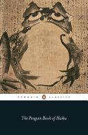 download ebook the penguin book of haiku pdf epub