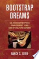 Bootstrap Dreams