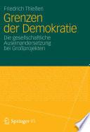 Grenzen der Demokratie
