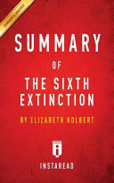 Summary Of The Sixth Extinction