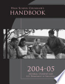 High school counselor s handbook