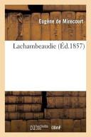 Lachambeaudie