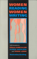 Women Reading Women Writing