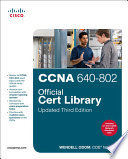 CCNA 640 802 Official Cert Library  Updated