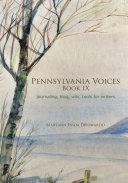 Pennsylvania Voices Book Ix