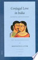 Conjugal Love In India
