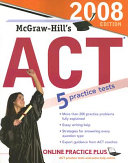 McGraw Hill s ACT 2010