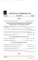 Invention Creation Public Policy Symposium