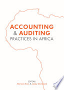 Accounting And Auditing Practices In Africa