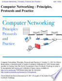Computer Networking  Principles  Protocols  and Practice