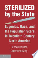 Sterilized By The State : the 1940s in the united states...