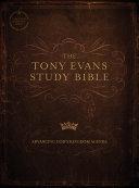 CSB Tony Evans Study Bible Book