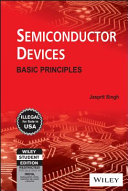 Semiconductor Devices   Basic Principles