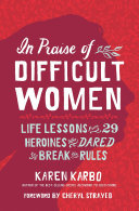 download ebook in praise of difficult women pdf epub