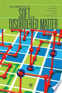 Electrostatics Of Soft And Disordered Matter book
