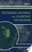 Spaceborne Antennas for Planetary Exploration