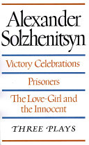 Victory Celebrations Prisoners The Love Girl The Innocent