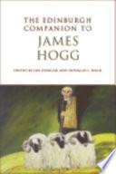 Edinburgh Companion To James Hogg
