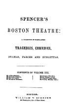 Spencer s Boston Theatre